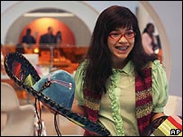 America Ferrara in Ugly Betty