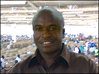Ponsiano Kaomba, tobacco farmer