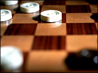 Game of draughts (Eyewire)