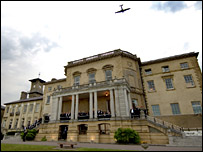 RAF Bentley Priory (pic taken by Royal Air Force)