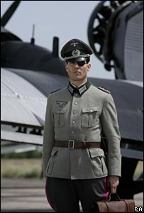 Tom Cruise as Colonel Claus von Stauffenberg