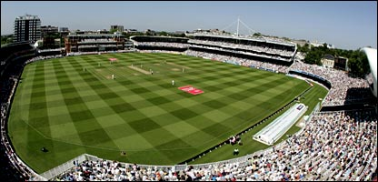 Lord's is the biggest and most lucrative ground for England