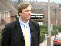 Nottingham North MP Graham Allen
