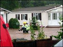 Bromyard flooding