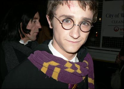 Harry Potter?