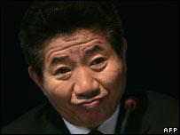 South Korean President Roh Moo-hyun