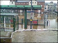 Banbury bus station