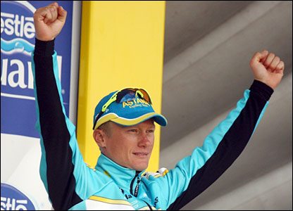 Vinokourov not out of the Tour yet