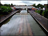 Newbury Station by David Chapman