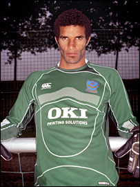 Portsmouth keeper David James