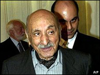 El último rey de Afganistán, Zahir Shah
