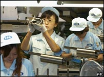 Rikon production line