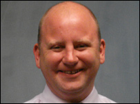 Grant Macleod, project manager with Lloyds Register