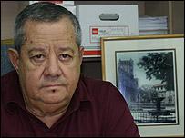 Francisco Aruca  (Foto José Baig)