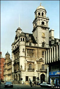 Royal Insurance Building. Liverpool
