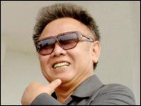 Kim Jong-il (file picture)