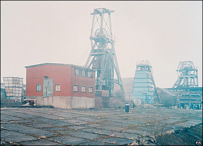 Chatterley Whitfield Colliery, Stoke-on-Trent, Staffordshire