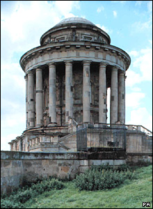 The Mausoleum at Ryedale, North Yorkshire
