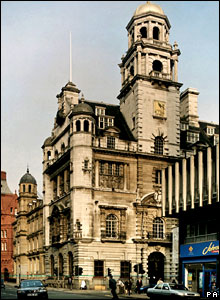 The Royal Insurance Building, Liverpool