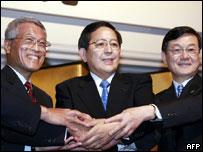 Руководители японских компаний