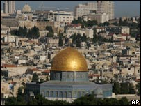 Jerusalem. File pic.