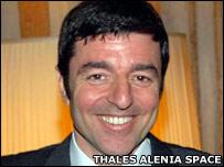 Vincenzo Giorgio (Thales Alenia Space)