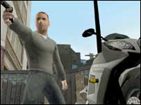 Screenshot from The Getaway 2, Sony