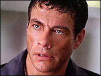 Actor Jean-Claude Van Damme