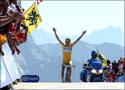 Dennis Rasmussen wins stage 16