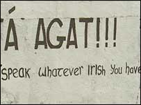 irish slogan