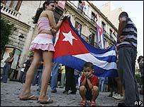 Ni�os en La Habana