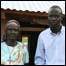 John Majok is reunited with his mother