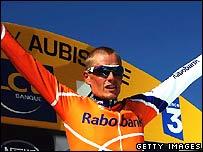 Michael Rasmussen of Rabobank
