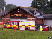 Tewkesbury Rugby Club