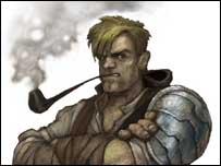 Concept art for Fable 2, Lionhead