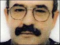 Eta suspect Juan Cruz Maiza Artola (pic: Spanish interior ministry)