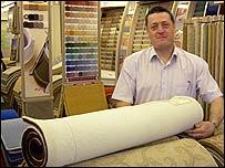 Paul Brannon, Dennis Cowen Carpets