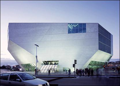 Casa da Musica concert hall, Porto