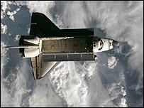 Endeavour - imagen de NASA