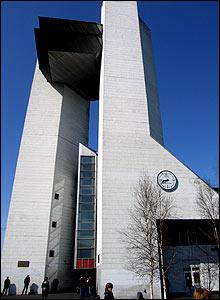 Railway station (pic: Artyom Liss, BBCRussian.com)