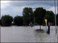Merton Meadow car park