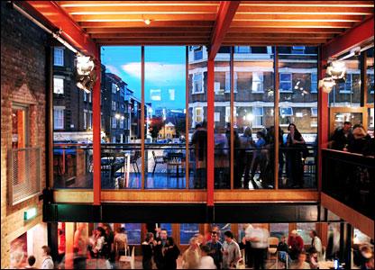 Young Vic Theatre, London. Picture: Philip Vile