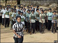 Female Tamil Tigers