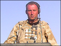 Sgt Barry Keen