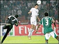 Younes Mahmoud rises to head Iraq's winner