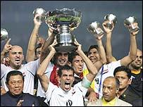 الفريق العراقي