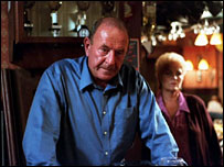 Mike Reid in EastEnders