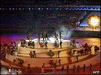 Cierre de los Juegos en Río
