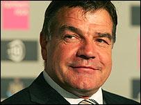 Newcastle boss Sam Allardyce