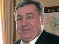 Михаил Гуцериев (Фото с сайта http://www.russneft.ru)